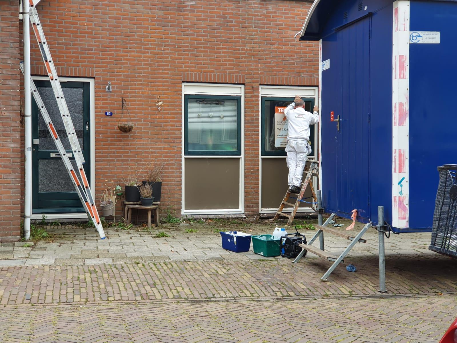 Pruis Schilderwerken 89 won. Steenwijkerland 5