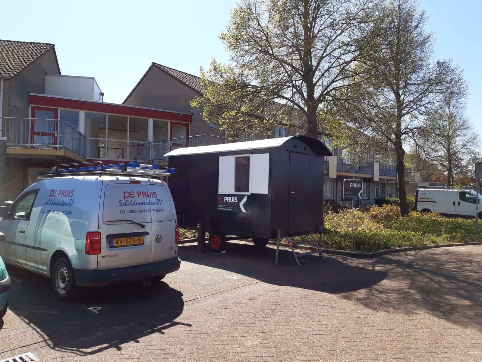Pruis Schilderwerken Onderhoud Elburg 2020